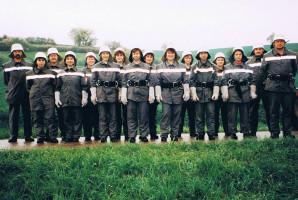 Feuerwehrfrauen Bhm 1995