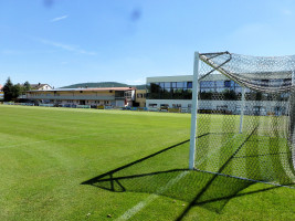 In der Gemeinde Sand steht den Vereinen ein Sportzentrum zur Verfügung, das weitum Seinesgleichen sucht.