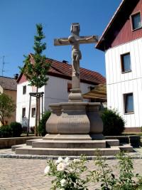 Das Dorfkreuz